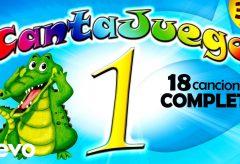 CantaJuego – CantaJuegos Volumen 1 Completo