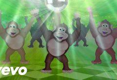 CantaJuego – El baile del gorila