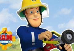 Cartoons für Kinder | Feuerwehrmann Sam Deutsch Neue Folgen 2016 | Feuerwehrauto Zeichentrick