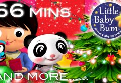 Christmas Songs | Jingle Bells Compilation part 2 LittleBabyBum