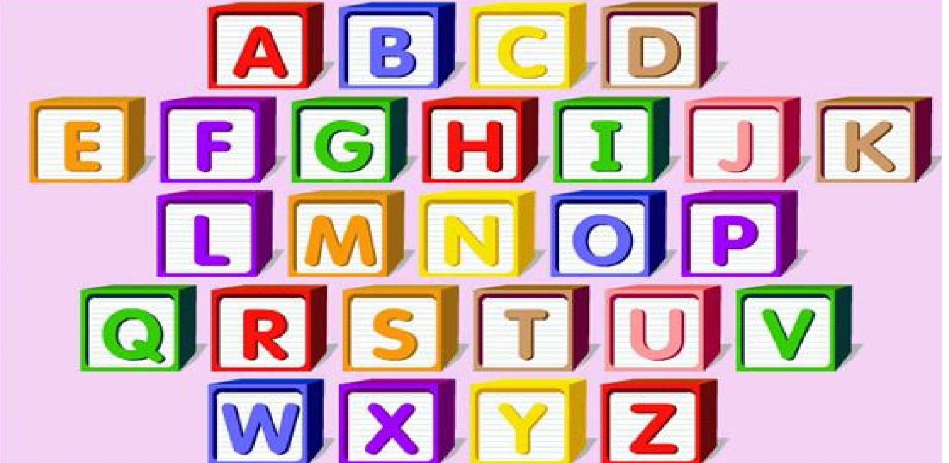el abecedario hecho con plastilina vídeo educativo niñas y niños