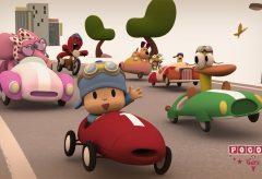 Pocoyo & Cars: ¡La Gran Carrera!