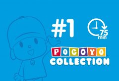 Pocoyo – PACK 1 / more 90 minutes English