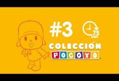 Pocoyó – PARTE 3 / 90 minutos de serie