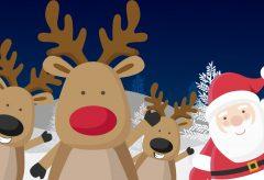 Rudolf el reno – Cuentos de Navidad