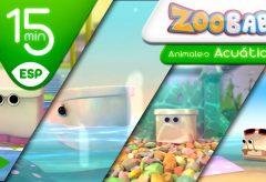 Zoobabu | Colección 01 -Animales Acuáticos 1