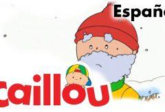 Caillou – El hombre de nieve de Caillou (S01E27)
