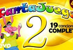 CantaJuego – CantaJuegos Volumen 2 Completo