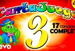 CantaJuego – CantaJuegos Volumen 3 Completo