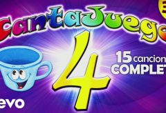 CantaJuego – CantaJuegos Volumen 4 Completo