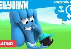 Colección Jelly Jamm. Episodios Colección de Mina. Latino.