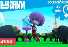 Colección Jelly Jamm. Episodios Colección de Ongo. Latino.