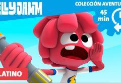 Colección Jelly Jamm. Especial las aventuras de Bello. 45 minutos. Latino.