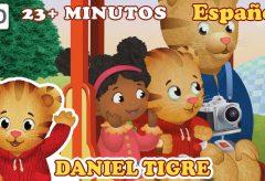 Daniel Tigre – Descubriendo sentimientos y nuevas emociones – Compilación nº 2