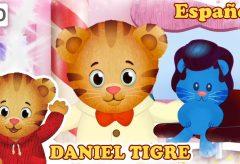 Daniel Tigre – Diversión con nuevos peinados