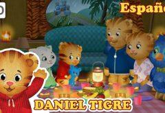 Daniel Tigre – Una tormenta en el vecindario