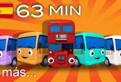 Diez Autobuses y muchas más canciones infantiles