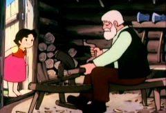 Heidi – En casa del abuelo / Cap. 02