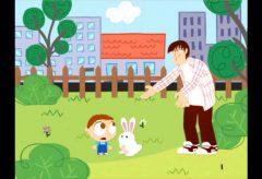Jota Jota quiere una mascota: Conejo