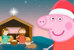 La Navidad contada por Peppa Pig