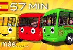 La Ruedas del Autobús y muchas más canciones infantiles