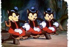Los Tres Lobitos – Walt Disney