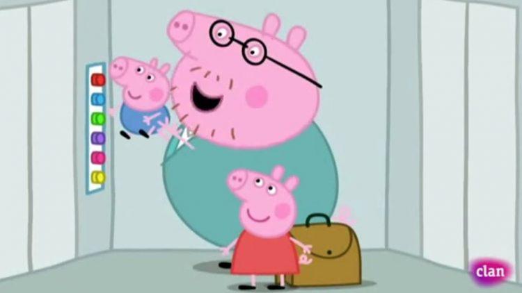 Peppa Pig – Un día en la oficina de papá