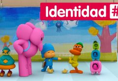 Pocoyó – Derechos de los niños: IDENTIDAD [2]