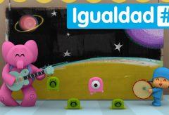 Pocoyó – Derechos de los niños: IGUALDAD [1]