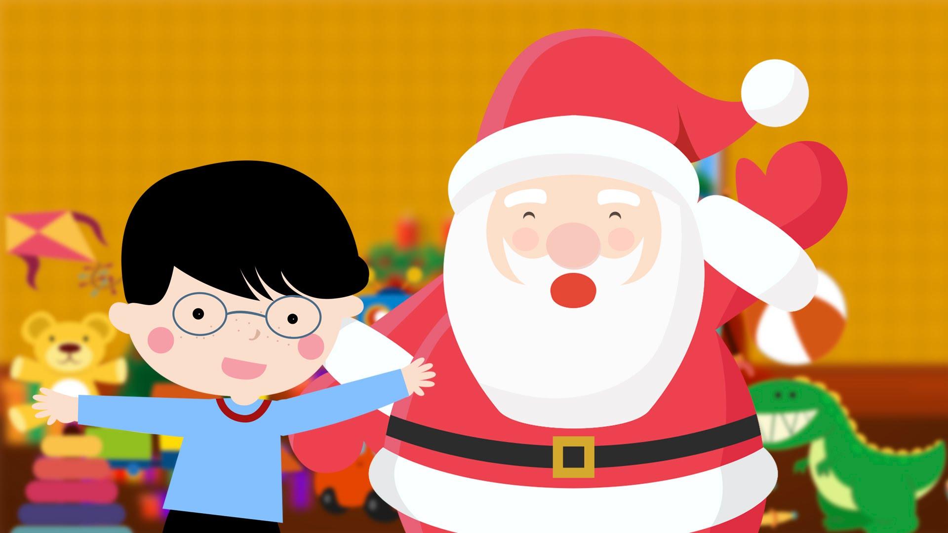 Un trato con santa claus cuentos de navidad videos - Un santa claus especial ...