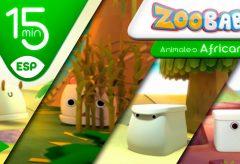 Zoobabu | Colección 10 -Animales Africanos