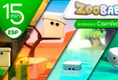 Zoobabu | Colección 11 -Animales Carnívoros