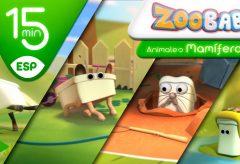 Zoobabu   Colección 12 -Animales Mamíferos – 2