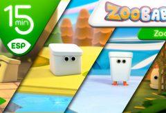 Zoobabu | Colección 14 -Animales Zoológico – 2
