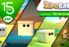 Zoobabu | Colección 16 -Animales Terretres – 2