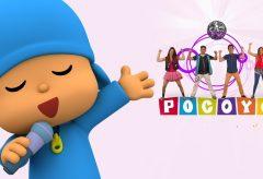 El cumple de Pocoyó de Conecta Kids