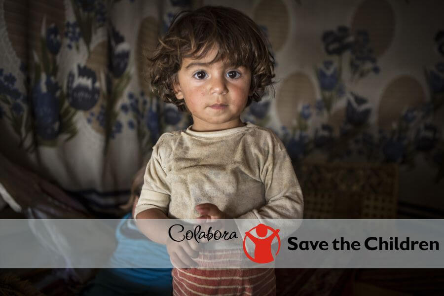 Colabora Save The Children