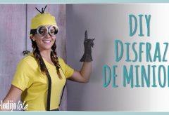 Disfraz de Minion / Disfraces fáciles para niñas y niños