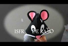 Disfraz de Ratón / Disfraces fáciles para niñas y niños