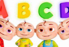 Five Little Babies Opening Surprise Eggs– Canciones infantiles inglés