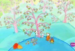 La Gata Lupe – En busca del bosque de los tréboles de 4 hojas