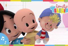 Pin Pon es un muñeco – Familia Telerín