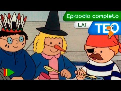 Teo – Un día de Carnaval / Cap. 09