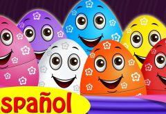 Huevos Sorpresa – Animales Salvajes