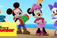 La Casa de Mickey Mouse – Canción Pirata