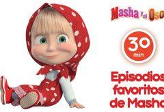Masha y el Oso – Los Episodios favoritos de Masha