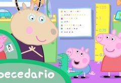 Peppa Pig – ¡Aprende el abecedario con Peppa!