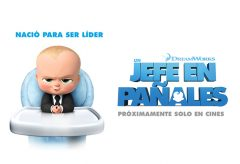 Un Jefe en Pañales – Trailer Oficial Latino DreamWords