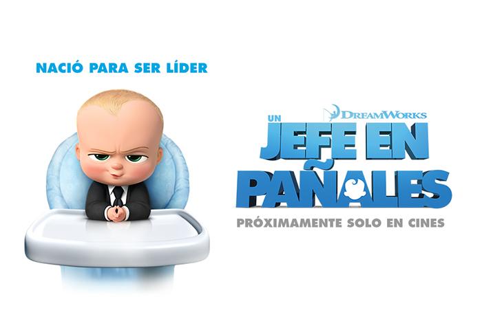 un jefe en pañales trailer oficial latino dreamwords niñas y niños