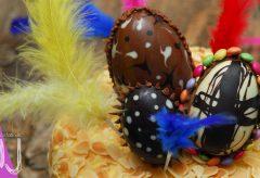 Cómo hacer huevos de Pascua de Chocolate – Recetas Semana Santa